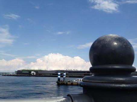 Yokohama sea