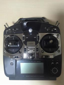 Radio control radio control for aircraft