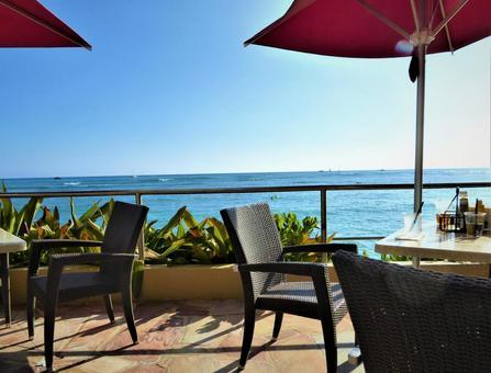 Hawaii Sea Terrace Cafe
