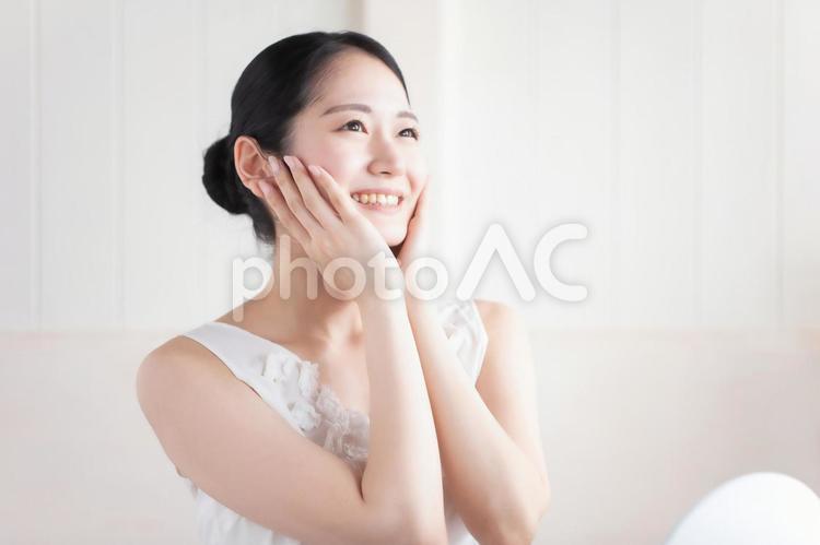 化粧水・美容液・乳液の写真
