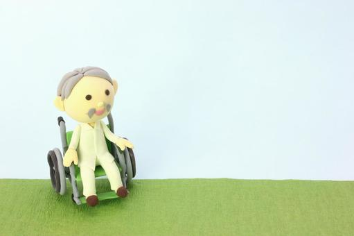 Wheelchair's Old Man 2