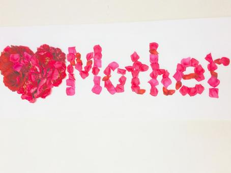 Mother's Day image message card