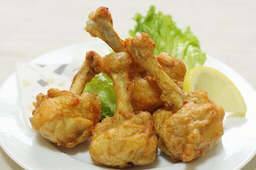 닭 날개 원래 튤립 튀김