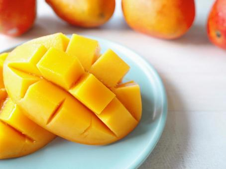 Cut mango 1 (with space)