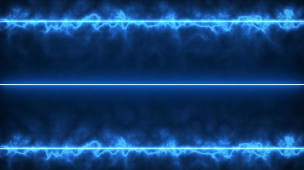 [1920px × 1080px] 블루 발광하는 광선 플레어 대 중앙에 1 개의 라인