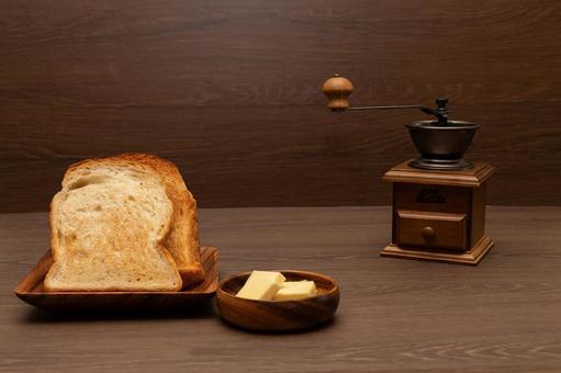식빵과 커피 2
