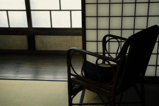 고풍스러운 의자