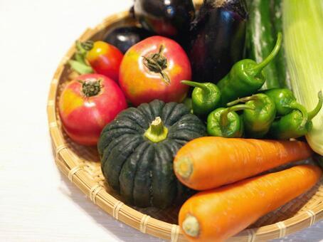 Fresh vegetables 03