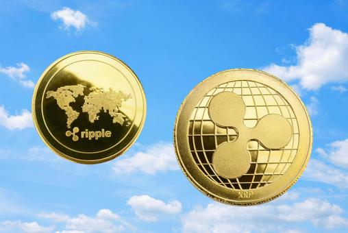 Virtual currency ripple
