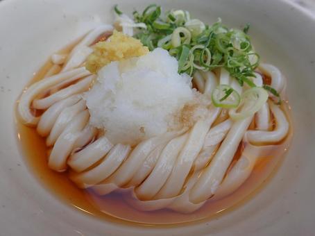 Sanuki udon · bukkake