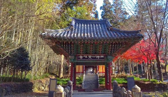 韓國33 Kannon Sangesa
