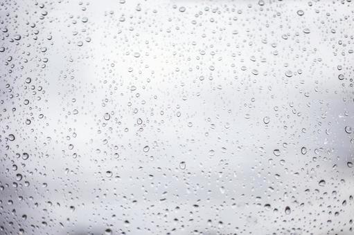 Water drop # 9 on the window