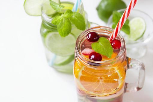 Fruit water _ 8