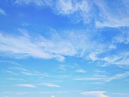 Summer sky.23