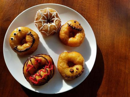 Halloween Donut 01
