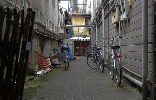 自行車場景