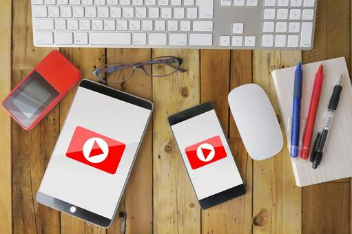 Video sharing service, PC, smartphone and tablet