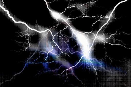 Electricity runs