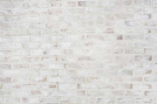 밝은 흰색 벽돌 _ 배경 소재