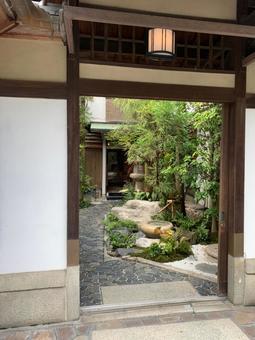 Machinami Gion / Higashiyama area of Kyoto