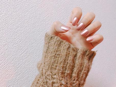Self nail