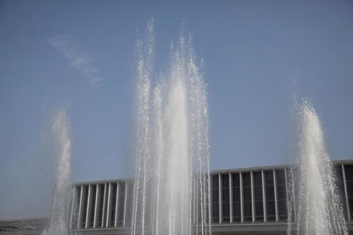 Prayer Fountain 3