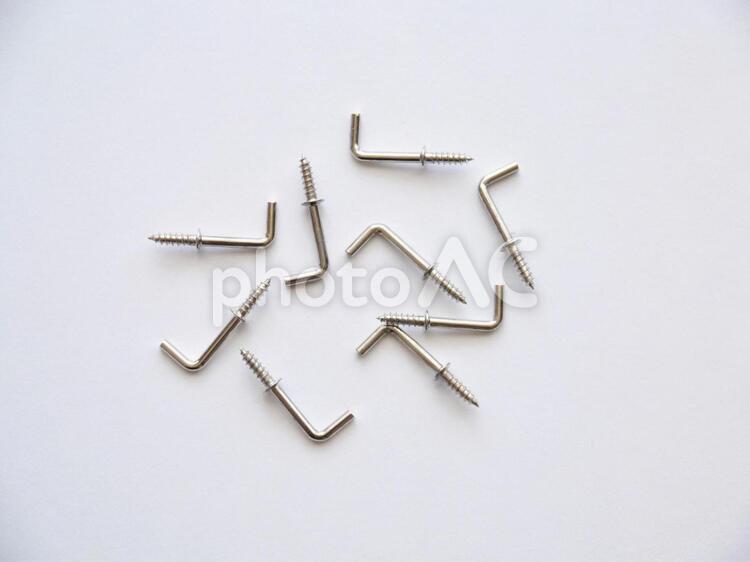 洋折釘(1)の写真