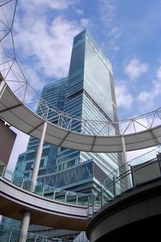 아베노바시 터미널 빌딩