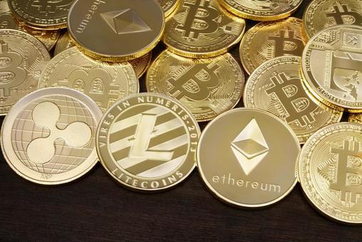Bitcoin alto coin virtual currency crypto asset