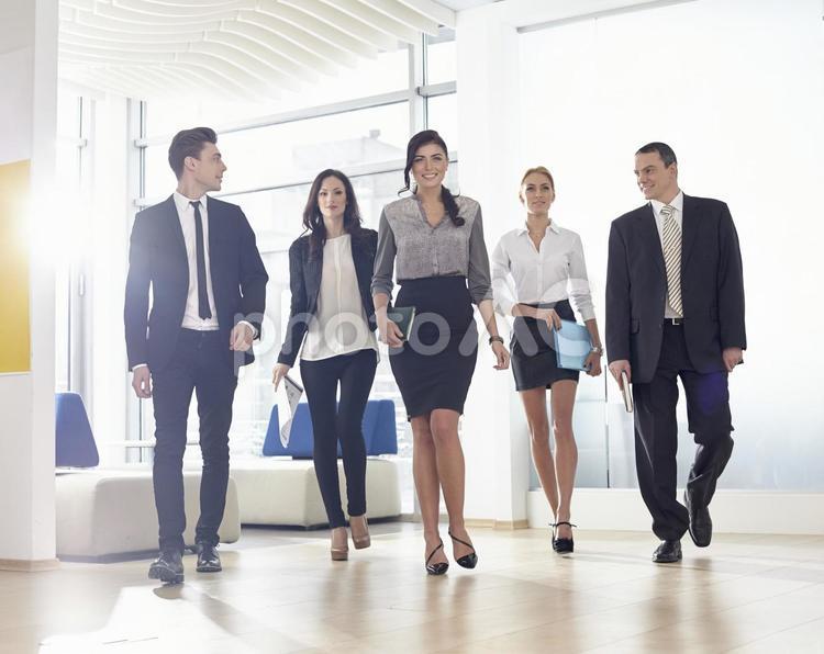 外国人ビジネスマン408の写真