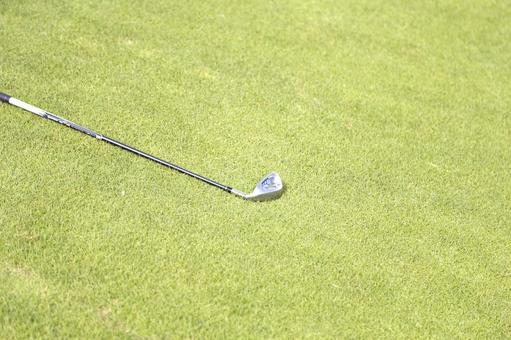 Grass and club 2