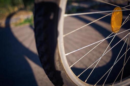 自行车轮胎12