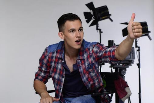 Studio shooting 15