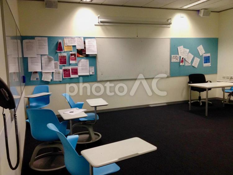 海外の教室の写真