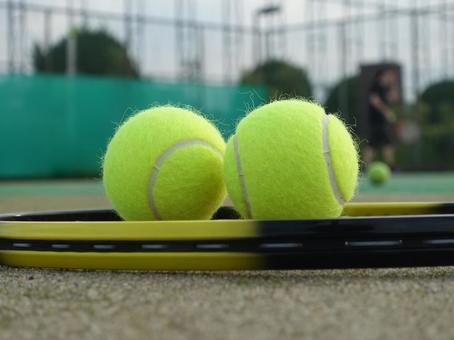 Tennis, tennis ball
