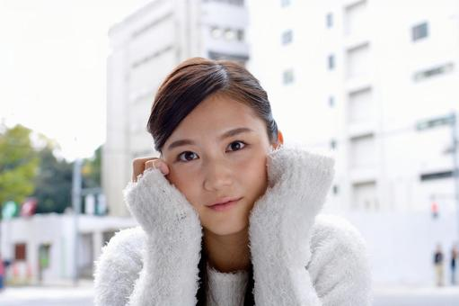 Japanese beautiful girl 36