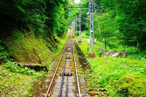 高野山纜車