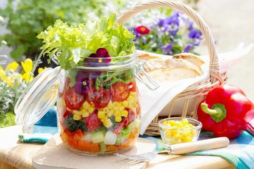 Jar salad _10