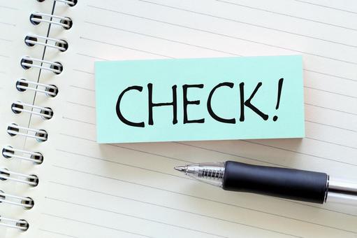 Check CHECK 學習詞彙 圖片素材