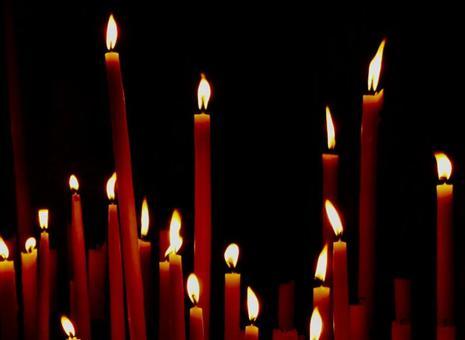 Prayer light