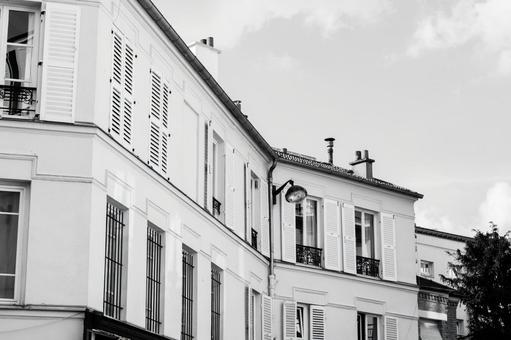 파리의 아파트