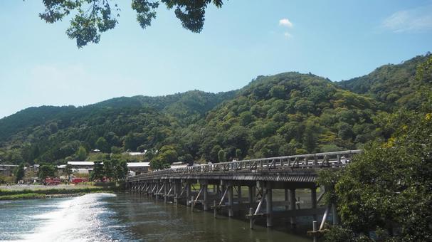 Arashiyama Togetsu Bridge