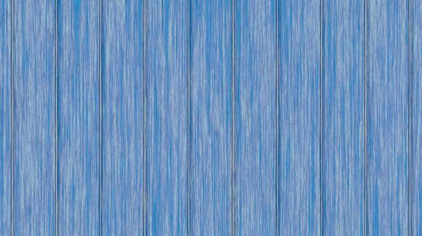 粗糙的蓝色墙壁
