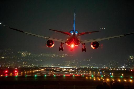 Airport Plane (Itami Airport) 86