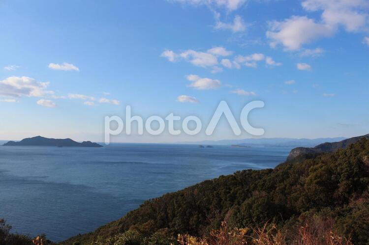 南阿波サンライン 第一展望台(徳島県)の写真
