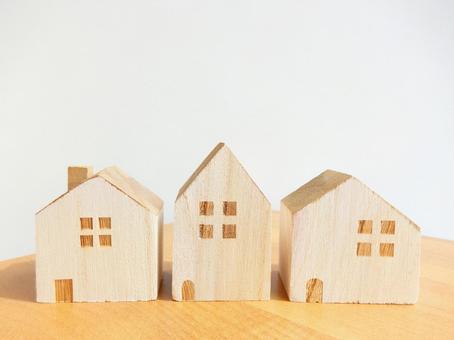 房子 - 积木