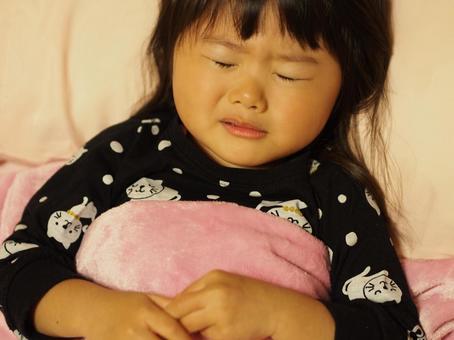 Girls falling asleep 5