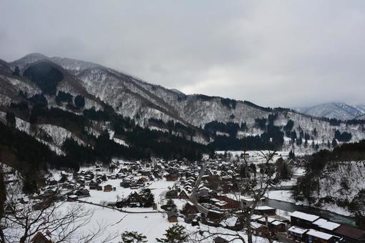 Winter Shirakawago