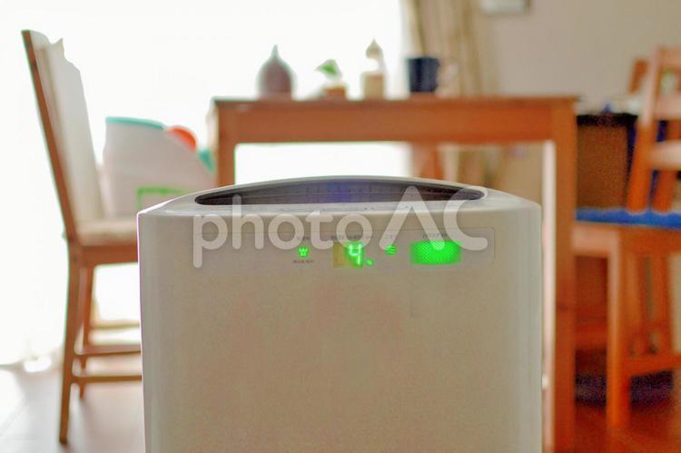 加湿器の写真