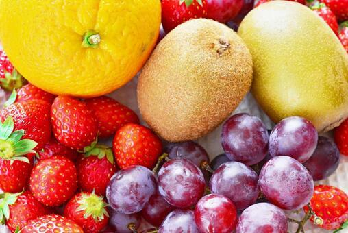 Various fruits 2